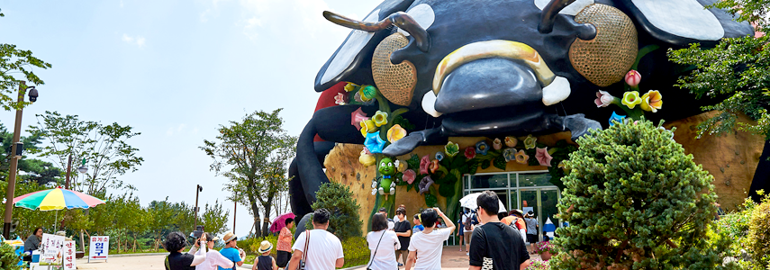 Yecheon Insects Bio Expo