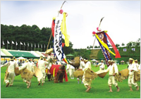 Tongmyeong Farmers' Folk Song Festival