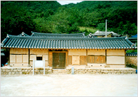 Sacrificial Ritual Room of Yecheon Cheongju Jeong Family